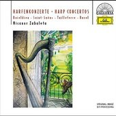 Jean Martinon - NICANOR ZABALETA Harfenkonzerte