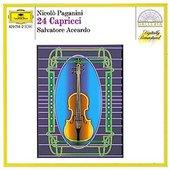 Paganini, Nicolò - PAGANINI 24 Capricci op. 1 Accardo