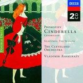 Vladimir Ashkenazy - Prokofiev - Cinderella/Glazunov - Seasons/Ashkenaz