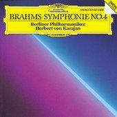 Johannes Brahms - Brahms: Symphonie No. 4 /Herbert von Karajan