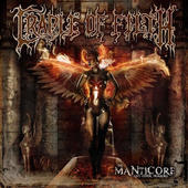 Cradle Of Filth - Manticore And Other Horrors (2012)