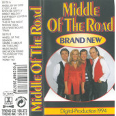 Middle Of The Road - Middle Of The Road - Brand New (Kazeta, 1994)