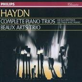 Haydn, Joseph - Haydn Complete Piano Trios Beaux Arts Trio