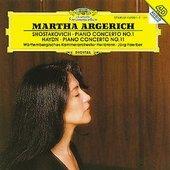 Martha Argerich - ARGERICH / PIANO CONCERTOS / SHOSTAKOVICH, HAYDN
