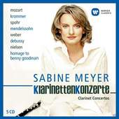 Sabine Meyer/Wolfgang Meyer/E. Pahud / J. Bliss. - Klarinettenkonzerte (Collector's Edition) (2014)