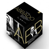 Claudio Abbado - Euroarts - Claudio Abbado Edition (25DVD BOX, 2018)