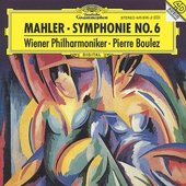 Boulez, Pierre - MAHLER Symphonie No. 6 Boulez
