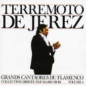 Terremoto De Jerez - Grands Cantaores Du Flamenco - Volume 4 (Edice 2011)