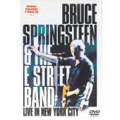 Bruce Springsteen & The E Street Band - Live In New York City (2DVD, Edice 2005)