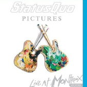 Status Quo - Pictures: Live At Montreux 2009/BRD