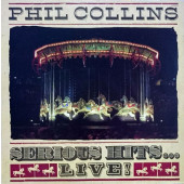 Phil Collins - Serious Hits... Live! (Edice 2019) - Vinyl