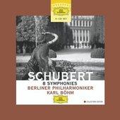 Schubert, Franz - SCHUBERT 8 Symphonies Böhm