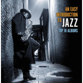 Various Artists - Easy Introduction To Jazz (10CD, 2018)