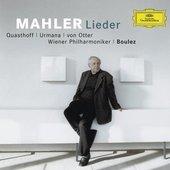 Boulez, Pierre - MAHLER Song Cycles Otter Boulez