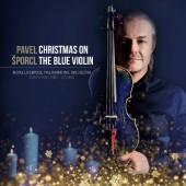Pavel Šporcl - Christmas On The Blue Violin (2017)