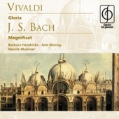 Sir Neville Marriner - Vivaldi: Gloria - Bach: Magnificat