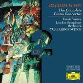 Rachmaninov, Sergei Vassilievich - RACHMANINOV Klavierkonz. Nos. 1-4 Vásáry
