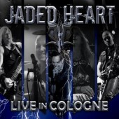Jaded Heart - Live In Cologne (CD+DVD, 2013)