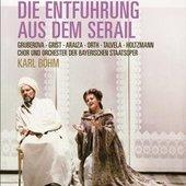 Mozart, Wolfgang Amadeus - MOZART Entführung aus d. Serail Böhm DVD