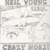 Neil Young & Crazy Horse - Zuma (1975) - Vinyl