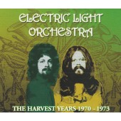 Electric Light Orchestra - Harvest Years 1970-1973 (3CD BOX, 2006)