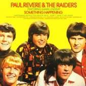 Paul Revere & The Raiders - Something happening+5 Bonustracks
