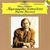 Schubert, Franz - SCHUBERT Impromptus / Zimerman