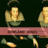 Anthony Rooley - Dowland/Jones: The English Orpheus