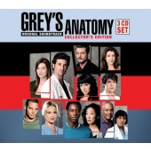 Soundtrack - Grey's Anatomy / Chirurgové (Original Soundtrack - Collector's Edition, 2006)