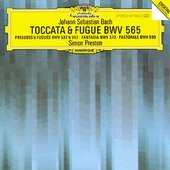 Preston, Simon - BACH Toccata u. Fuge Preston
