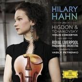 Hilary Hahn - HILARY HAHN / TCHAIKOVSKY, HIGDON Violin Concertos