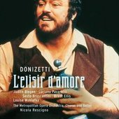 Donizetti, Gaetano - Donizetti LElisir dAmore Pavarotti
