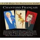 Various Artists - Chantons Francais 1925-1944
