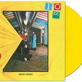 10cc - Sheet Music (Yellow Vinyl) - 180 gr. Vinyl