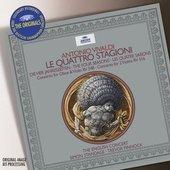 Vivaldi, Antonio - VIVALDI The Four Seasons / Pinnock