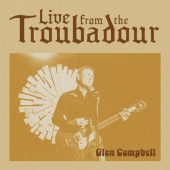 Glen Campbell - Live From The Troubadour (2021) - Vinyl
