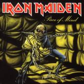 Iron Maiden - Piece Of Mind (Reedice 2018) /REMASTER 2015 DIGIPACK