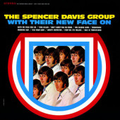 Spencer Davis Group - With Their New Face On (Limited Coloured Vinyl, Edice 2019) - 180 gr. Vinyl