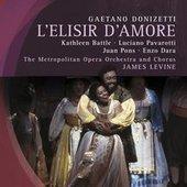 Donizetti, Gaetano - DONIZETTI LElixir dAmour Levine DVD-VI