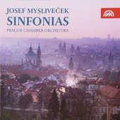 Josef Mysliveček - Symfonie /Sinfonias