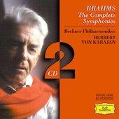 Brahms, Johannes - BRAHMS 4 Symphonien (1978) Karajan