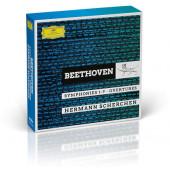 Ludwig Van Beethoven / Hermann Scherchen - Symfonie č. 1-9 / Předehry (8CD BOX, 2020)