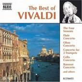 Antonio Vivaldi - The Best of Vivaldi