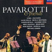 Luciano Pavarotti & Friends - Pavarotti & Friends (1992)