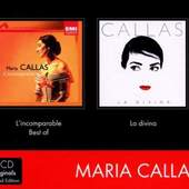 Maria Callas - Incomparable/La Divina 1