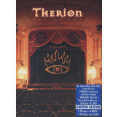Therion - Live Gothic (DVD+2CD, Limited Digibook, 2008) DVD OBAL