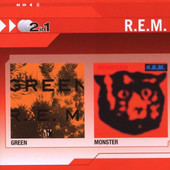 R.E.M. - Green / Monster (2IN1)