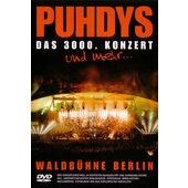 Puhdys - Das 3000. Konzert Und Mehr... (DVD, 2002)