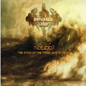 Orphaned Land - Mabool - The Story Of The Three Sons Of Seven (Edice 2014) – Vinyl