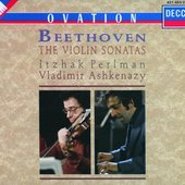 Beethoven, Ludwig van - Beethoven The Violin Sonatas Itzhak Perlman
